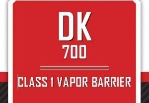 Class 1 Concrete Moisture Barrier and Vapor Blocker DK 700 by SureCrete