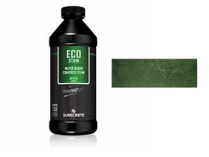 Cool Forest Concrete Stain Water Based Semi Transparent UV Stable Eco-Stain -47