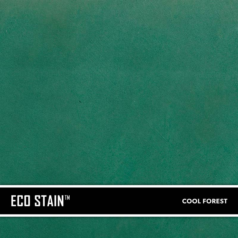 Cool Forest Concrete Stain Water Based Semi Transparent UV Stable Eco- Stain -70