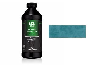 Epic Blue Concrete StainWater BasedSemi Transparent UV Stable Eco-Stain -49