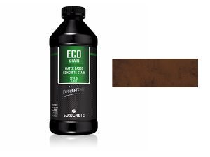Espresso Brown Concrete StainWater BasedSemi Transparent UV Stable Eco-Stain -50