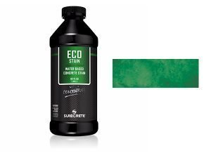 Fir Green Concrete Stain Water Based Semi Transparent UV Stable Eco-Stain -51