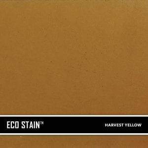 Harvest Yellow Concrete Stain Water Based Semi Transparent UV Stable Eco-Stain -54