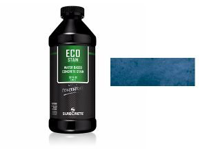 Navy Blue Concrete Stain Water Based Semi Transparent UV Stable Eco-Stain -59
