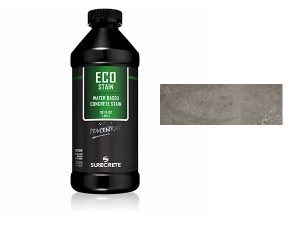 Pewter Concrete Stain Water Based Semi Transparent UV Stable Eco-Stain -62
