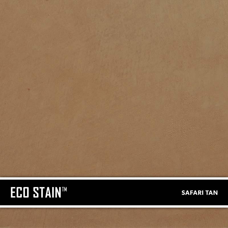 Safari Tan Concrete Stain Water Based Semi Transparent UV Stable Eco-Stain -64