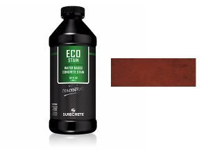 Spanish Red Concrete Stain Water Based Semi Transparent UV Stable Eco Stain -65