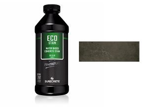 Titanium Gray Concrete Stain Water Based Semi Transparent UV Stable Eco-Stain -68