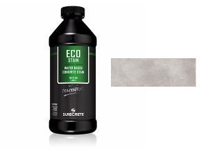 White Concrete Stain Water Based Semi Transparent UV Stable Eco- Stain -70