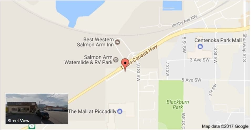 SureCrete Dealer 1140 4th Ave SW Salmon Arm, BC V1E 4N6