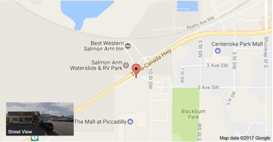 SureCrete Dealer 1140 4th Ave SW Salmon Arm, BC V1E 4N6