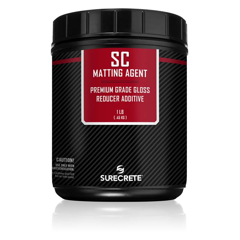 SC Matting Agent™ Pound Concrete Sealer Matting Agent Clear for Sealers SC Matting Agent™ by SureCrete