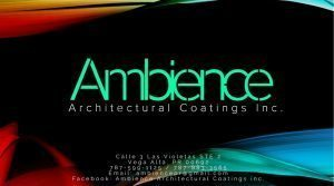 Ambience Architectural Coatings