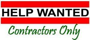 SureCrete contractors wanted