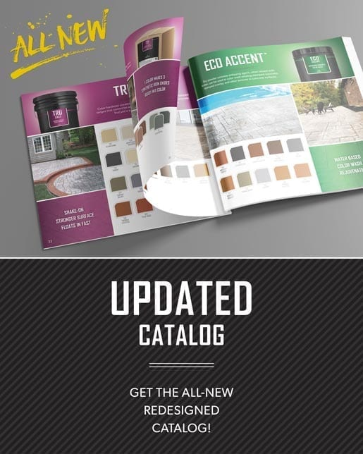 Download Surecrete's Product Catalogs SDS TDS and Color Charts