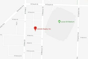 Jobsite Supply - Missouri St. - Map View