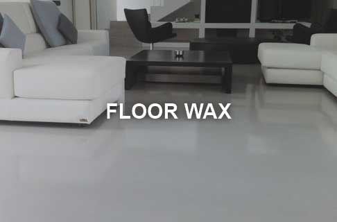 Commercial Grade Clear Floor Wax Products