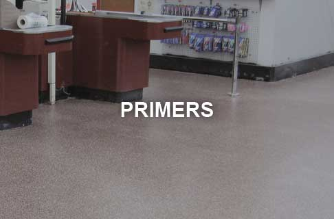 Concrete Primer Products for Stopping Off-gassing of Concrete Floors