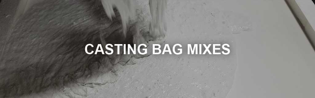 Concrete Casting Bag Mixes and GFRC Mixes for Making Concrete Countertops and Concrete Tilt-up Wall Panels