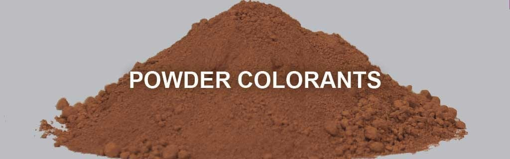 dry powder concrete color powder release color hardener casting color accent color ready mix color integral color new concrete color overlay color