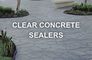 Clear Concrete Sealers and High Traffic Coatings Interior and Exterior