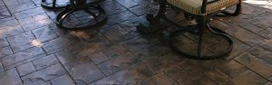 Espresso Semi Transparent Concrete Stain Coffee Brown