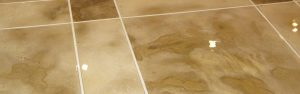 Kayak Semi-Transparent Concrete Stain Medium Brown Tan Stain