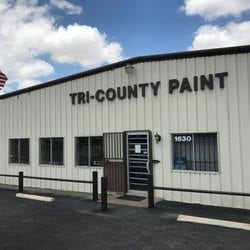Tri County Paint & Spray Building