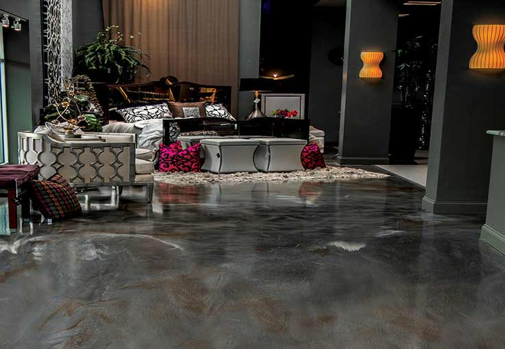 Decorative Concrete Stains Sealers