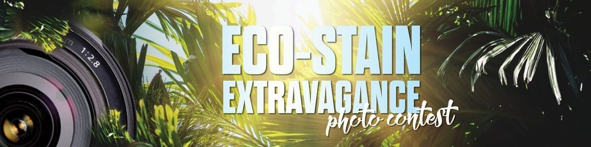2018 Eco Stain Photo Contest Web Photo Contest Entry
