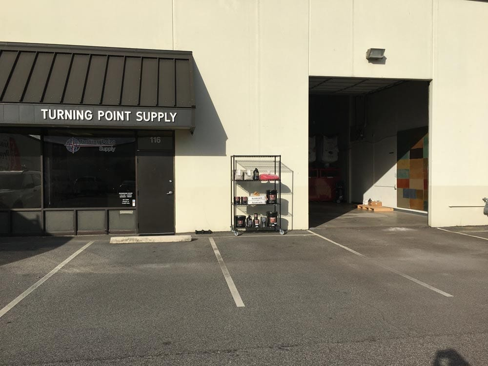 Turning Point Concrete Supply Raleigh