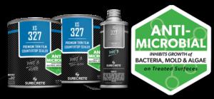 XS-327 Anti-Microbial Concrete Countertop Sealer Packaging